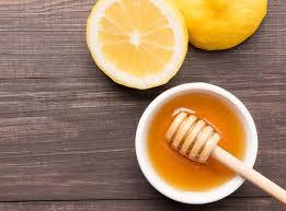 honey and lemon face cleanser