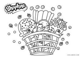 Llll➤ hundreds of printable shopkins coloring pages and books. Free Printable Shopkins Coloring Pages For Kids