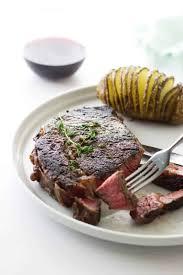 ribeye steak in the oven savor the best