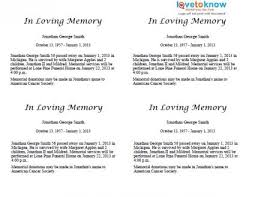 For Obituary Template For Microsoft Word Template Ideas