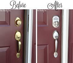 exterior door knobs. Amazing Nice Exterior Door Knobs Dress Up Your Doors 100 Lowes Giveaway R