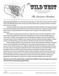 best westward images history education history  history of the louisiana purchase