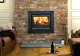 install wood fireplace cost to install direct vent gas fireplace insert in article cover wood burning