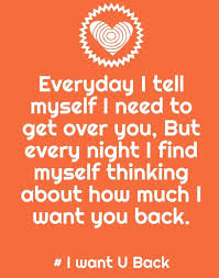 I Want You Back Quotes