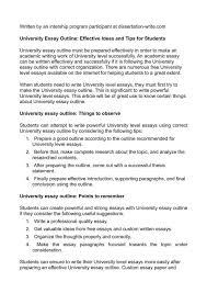 good college essays admission example examples tdfd nuvolexa university essay outline effective ideas and tips for how to write a good entran how to