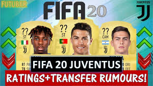 FIFA 20 | JUVENTUS PLAYER RATINGS!! FT. RONALDO, DYBALA, KEAN ETC...  (TRANSFER RUMOURS INCLUDED)