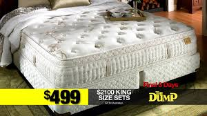 The Dump Furniture Outlet Getting Rid of Our Mattress Store