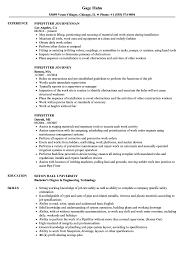 Pipefitter Resume Example Pipefitter Resume Samples Velvet Jobs 9