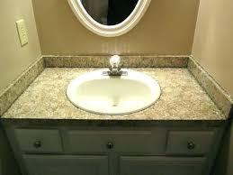 laminate bathroom counter tops