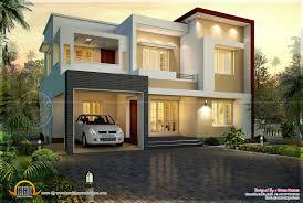 Kerala Flat Roof House Design Modern Flat Roof House 1820 Square Feet Kerala Home