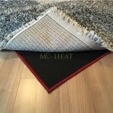 Teppich über einer fußbodenheizung sorgt für behaglichkeit und fußwärme. Teppichheizung Eine Mobile Elektrische Fussbodenheizung Infrarot Fussbodenh