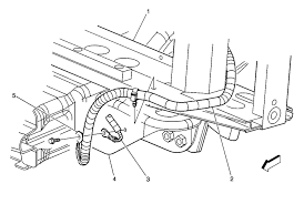 ground locations ref  lower lf of the radiator support components