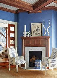 Browse blue living room decorating ideas and furniture layouts. These 6 Lessons In Color Will Change The Way You Decorate One Kings Lane Our Style Blog