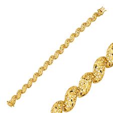 22 Ayar Altın Bileklik Modelleri ve Fiyatları / Altın Bileklik - Pirnus  Diamond