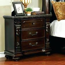 narrow bedside table with drawers full size of bedroom small thin bedside table tall slim bedside