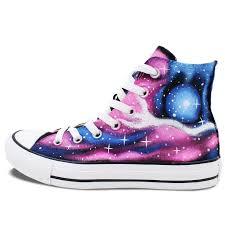 Galaxy Design Shoes Amazon Com Wen Original Design Pink Galaxy Stars Nebula