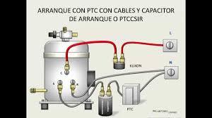 compresor refrigeracion. sistemas de arranque compresores en refrigeracion 120 vac y 220 general - youtube compresor refrigeracion