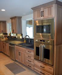 Industrial Kitchen Furniture Rustic Industrial Kitchen Arvada Classic Cabinets Design