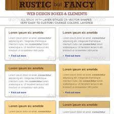 page rustic elements. Unique Elements Rustic But Fancy  Web Design Elements With Page Rustic Elements