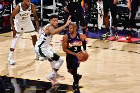 NBA Finals Game 5: Bucks at Suns ...