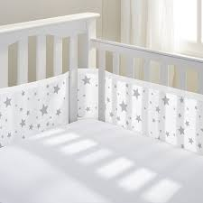 9 safe crib per alternatives for 2018 best mesh crib liners from breathablebaby