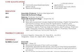 Unique Resume Of Pharmacist Ensign Documentation Template