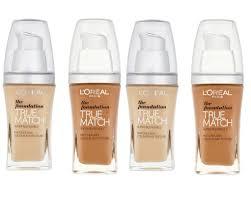 l oreal paris the foundation true match super blendable makeup