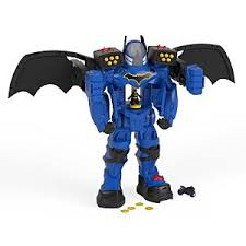 Imaginext® DC Super Friends™ Batbot Xtreme Toys For 5, 6 \u0026 7 Year Olds   Kids Fisher-Price