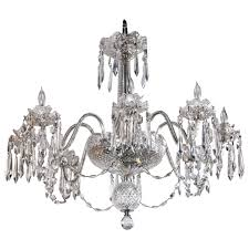 1960s elegant waterford crystal chandelier with 15 lights for at 1stdibs