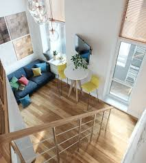Small Loft Design Small Homes That Use Lofts To Gain More Floor Space