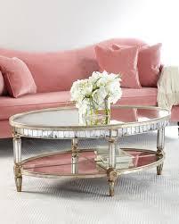 mirrored coffee table. mirrored coffee table