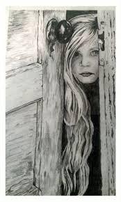 open door pencil drawing. Open Door Pencil Drawing R