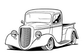 Small Picture Pin by Kerry Sr on CARTRUCK BW ILLUSTRATIONS Pinterest Car