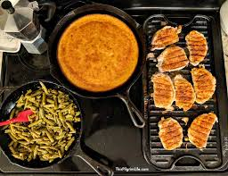 lodge cast iron griddle cast iron on glass cooktop