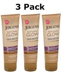 Jergens Natural Glow Light To Medium Buy Jergens Natural Glow Fair To Medium Skin Tanning