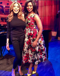 WATCH: Pretty Yende charms Wendy Williams with her smooth voice