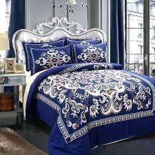 navy black and white bedding sets uk