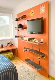 Skateboard Bedroom Decor 17 Best Images About Boy Room On Pinterest Surf Superhero Room
