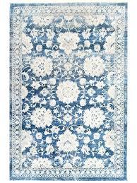 blue oriental rugs traditional fl rug runner light navy