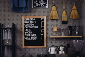 coffee bar. Coffee Bar U