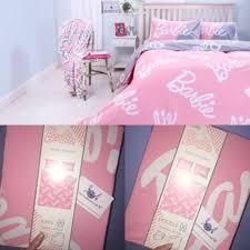 primark barbie duvet single double king throw reversible bed set cover