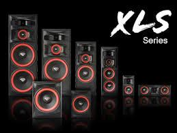 cerwin vega home audio cerwin vega xls speaker series