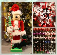 Mickey Mouse Nutcracker, Mickey and Minnie Mouse Riding a Reindeer and More Disney  Ornaments