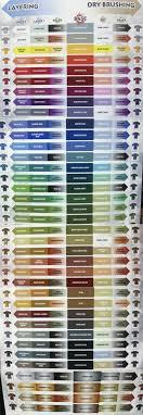 40k Paint Conversion Chart Bedowntowndaytona Com