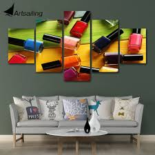 Wall Art Poster <b>Modular Canvas HD</b> Prints Paintings 5 Pieces ...