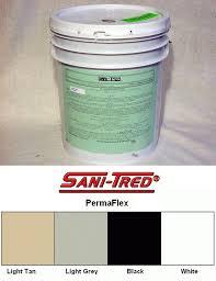sani tred permaflex. Plain Tred PermaFlex 5 Gallon Pail Liquid Rubber SelfPriming Ultra Adhesive Deep  Penetrating Intended Sani Tred Permaflex