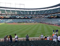 Oriole Park At Camden Yards Section 82 Seat Views Seatgeek