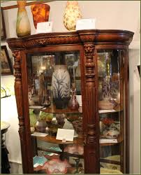 curved glass curio cabinet replacement 54 with curved glass curio cabinet replacement