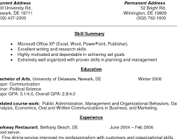 resume : Little Experience Resume Stunning How To Make A Resume With No  Experience College Student Resume Examples Little Experience To Inspire You  How To ...