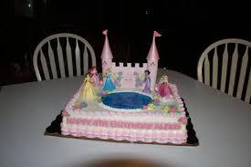 Disney Princess Birthday Cake Cake By Laurie Cakesdecor